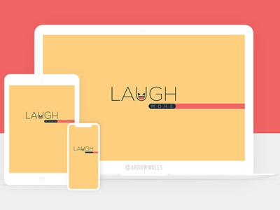 Free Wallpaper #27 more laugh tablet black simple mobile wallpaper minimal illustration free flat design abstract 8k 4k
