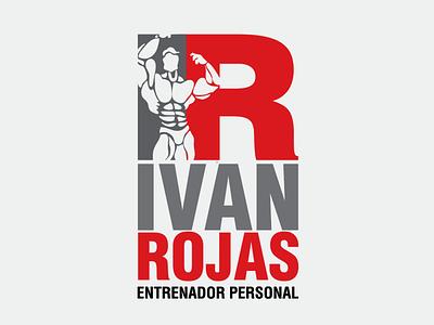 Personal Trainer logo vector flat logo illustration design branding