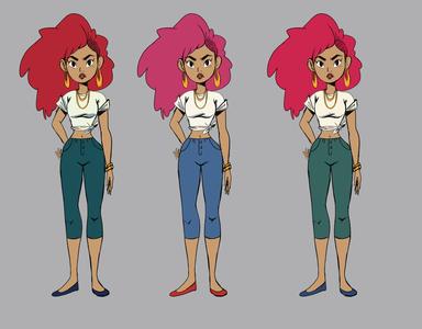 Character design 03 illustration character design