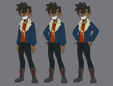 character design 01 illustration character design