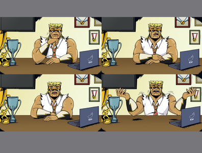 secuencia illustration