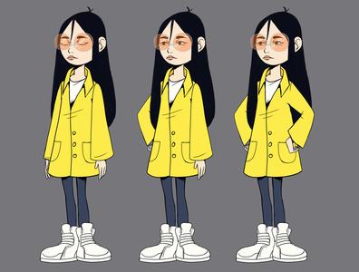 yuko design 2 character design characterdesign illustration