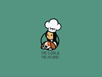 The Girl & the Hound Logotype