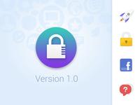 Lockscreen Icons