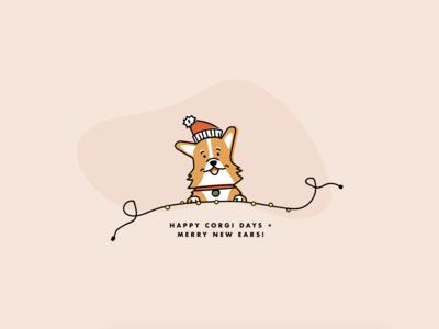 Happy Corgi Days