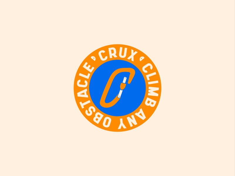 Crux 2 vector design art typography illustration illustrator logo brand identity brand design branding brand
