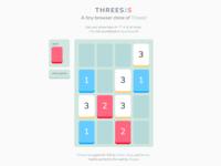 ThreesJS (2014)