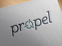 Propel Logo Draft