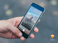 Travel Stories App