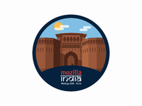 Mozilla india meetup 2016   sticker realpixel
