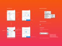 Snooze tabs ux flow