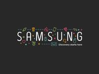 Samsung illustration