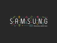 Samsung Goodies Illustration