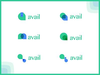 Avail Microfinance - Branding Experiment design money app android finance loan avail logo branding