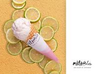 Mitogelato Package Design