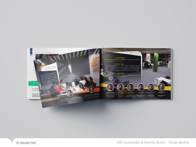SRC Accelerator & StartUp Studio -  Catalog