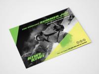 Flyer Kiwi and Kiwi