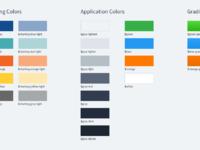 Application colors