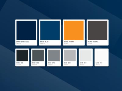Mobile App Product Palette