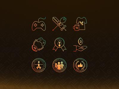 App Icons vector icon