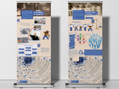 Exhibition: Hate speech, let's resist | 2015 bullying teenagers schools racism layout exhibition design