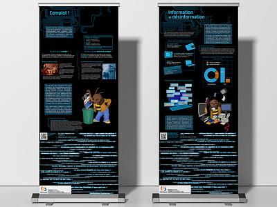 Exhibition: Conspiracies and critical analysis | 2016 analysis conspiracy theory expo exhibition layout design