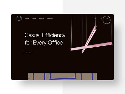 Rich Brilliant Willing –E-Commerce Experience sanity interaction design motion design e-commerce website ui design