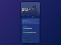 Komatsu - Machine Health App