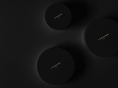 LAZZARO UOMO / Cosmetics Packaging Design product package mockup packagedesign package visual design graphic design branding