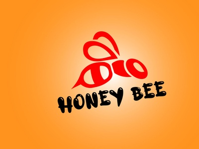 HONEY BEE app icon ux ui bunchful gifts gift online gift design illustration vector logo logos logo creativelogo