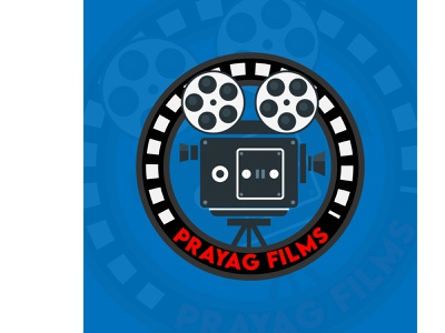 PRAYAG FILMS1 icon app illustration web logos logo creativelogo logo bunchful gifts gift online gift ux vector logo logos creativelogo