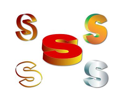 LETTER S tshirt tshirt tshirt shirt bunchful gifts gift online gift icon app ui logo vector logo logos creativelogo letterpress lettermark lettering letters letter
