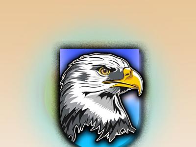 Eagle Logo branding ux ui tshirt tshirt tshirt shirt app vector logos logoshop logoshift logo design mascot character mascot design mascot logo mascotlogo mascot