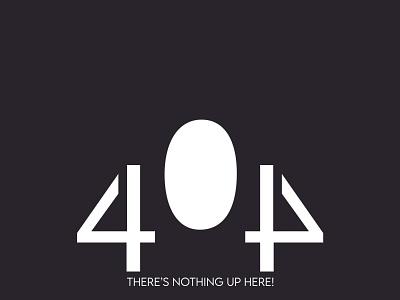 Page 404 Error graphic design vector minimal icon logo illustration design branding adobe illustrator