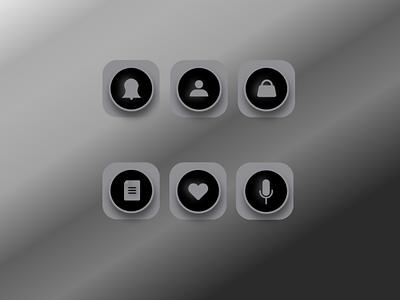 3D icon design - UI icon design icon set iconography icons icon vector adobe illustrator e-commerce app app ui design design interaction design ui