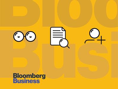 Bloomberg Icons