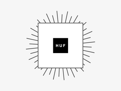 Huf Illustration huf black sketch simple illustration