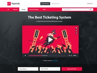 Yapsody Ticketing System