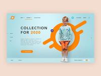Fashion E Commerce Store Mockup Design
