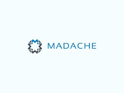 Madache logo icon branding logo