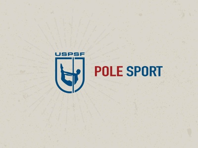 Pole Sport Logo icon branding logo