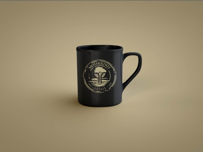 Mothertree coffee mug promotional product design branding