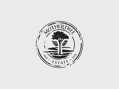 Mothertree circle logo logo icon branding