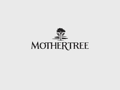 Mothertree logo vector branding logo