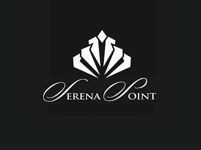 Serena Point Logo logo icon branding