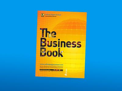 2009 Business Book book cover design print