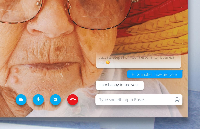 Fluent skype 2