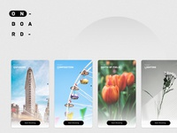 Photography App Onboarding