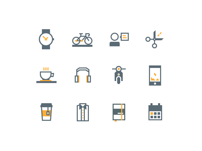 Daily Use Icons