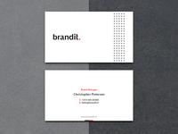 brandit visual identity